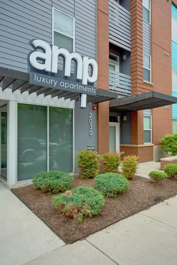 Exquisite Exterior at AMP Apartments, Louisville, 40206