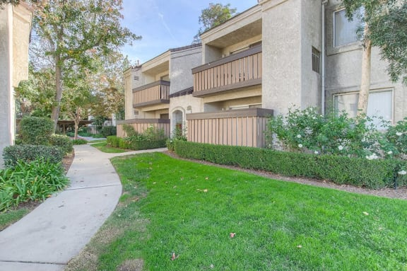 Walking Paths, at 1750 on First Apartments, CA, 93065