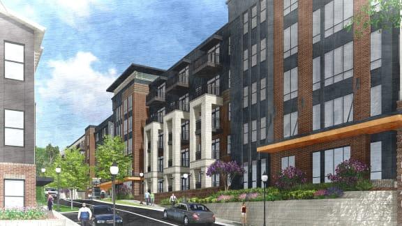 Building Exterior at Link Apartments® Grant Park, Atlanta