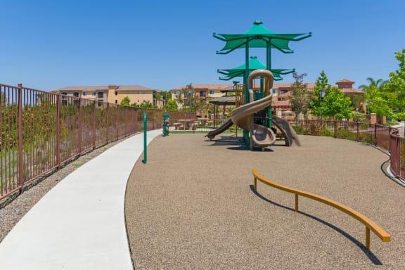 Playground For Children, at Greenfield Village, San Diego, 92154