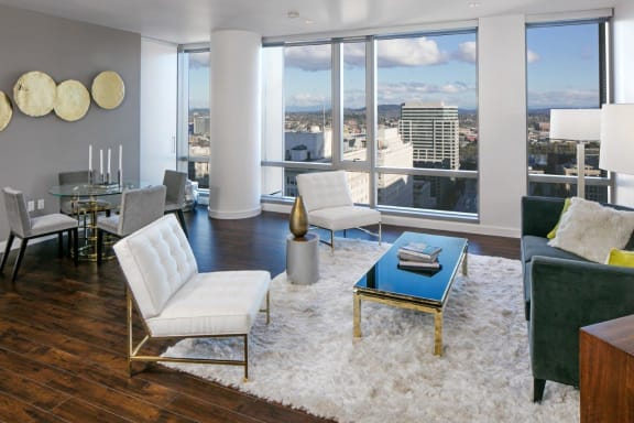 Park Avenue West_Apartment Homes _One Bedroom