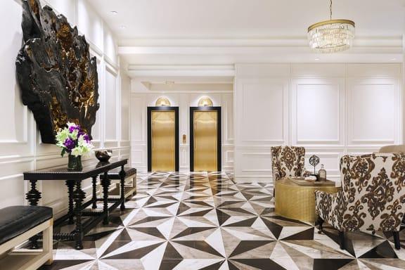 Astor House Lobby