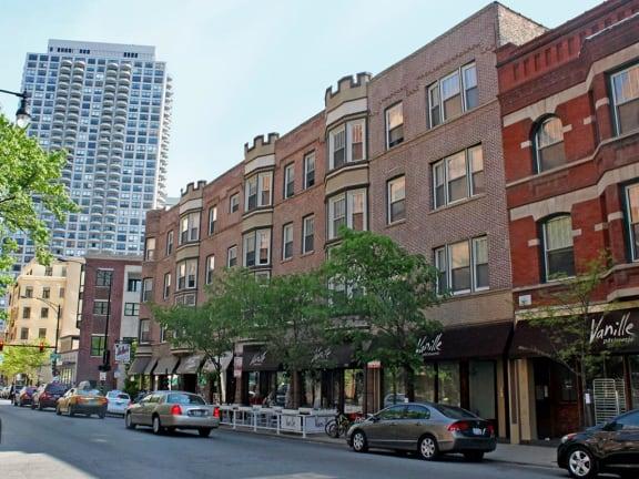 Fox Luxury Apartments - Exterior