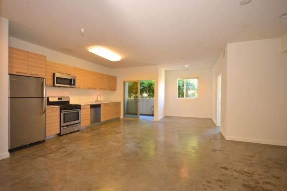 Mar Vista Lofts - Kitchen
