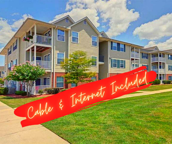 Apartments with Cable & Internet Included at The Madison at Tyler Apartment Homes, Tyler, Texas, 75703