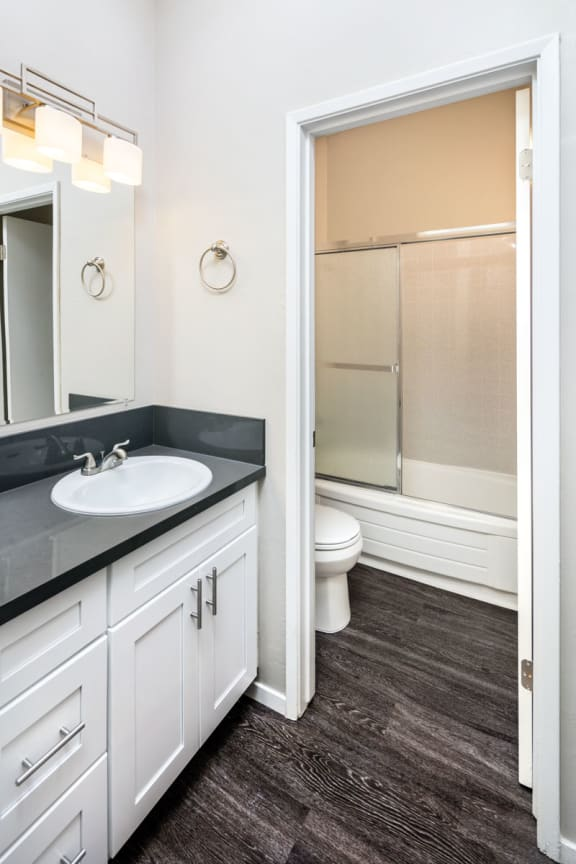 Luxurious Bathrooms at 1038 on Second, Lafayette, 94549