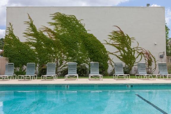 Extensive Resort Inspired Pool Deck at Diablo Pointe, Walnut Creek, CA, 94596