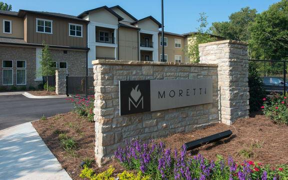 moretti signage