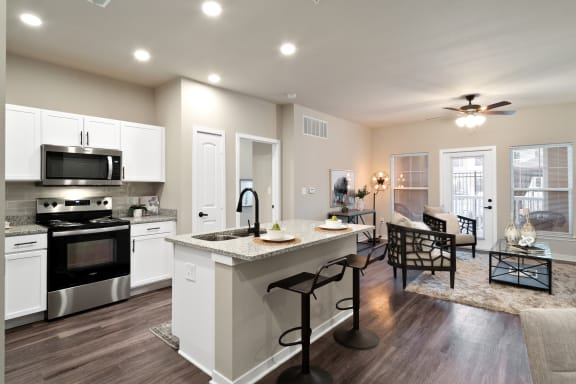Gourmet Kitchens with Barstool Seating