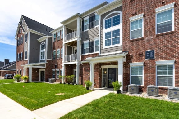 Property Exterior at 24 at Bloomfield, Bloomfield Hills, Michigan