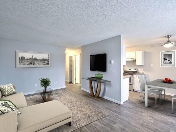 The Melrose_Portland OR_The Melrose living room
