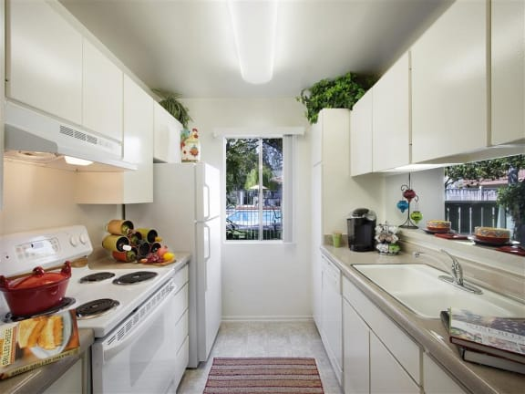 kitchen_design at Pacific Oaks, Goleta, CA, 93117