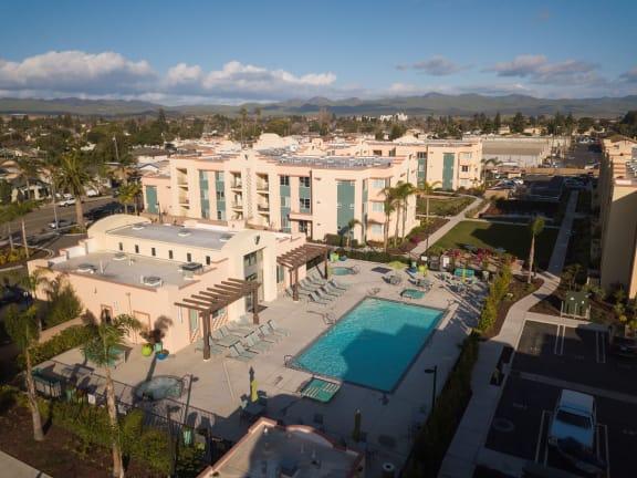 Terrace View at Hancock Terrace Apartments, Santa Maria, CA