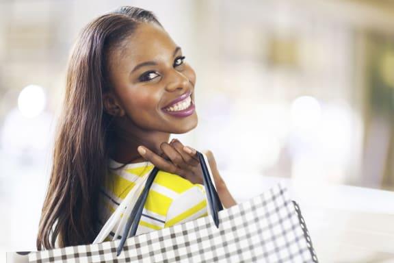woman_shopping at Hancock Terrace Apartments, Santa Maria, 93454