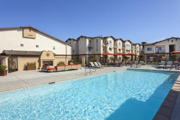 Pool at Villa Del Sol, California, 93458