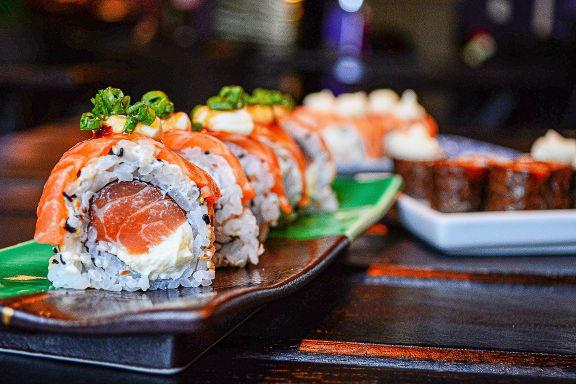 HaRu Sushi at Villa Del Sol, Santa Maria, 93458