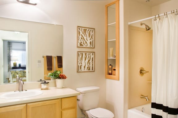bathroom_details at Siena Apartments, Santa Maria, CA