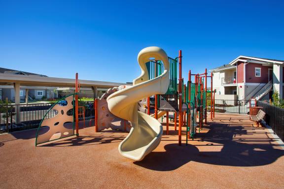 Playground at Siena Apartments, Santa Maria, CA