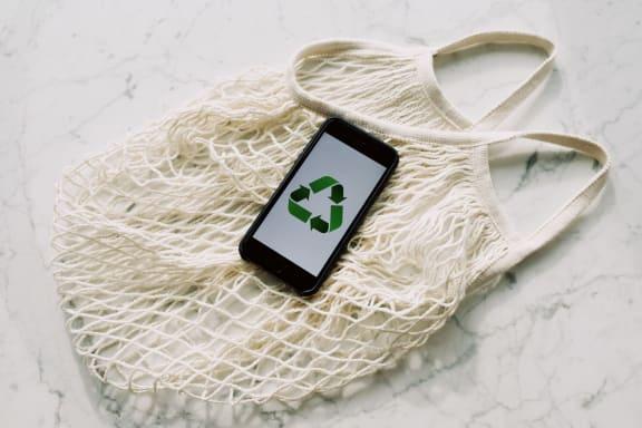 recycling_app at Siena Apartments, California