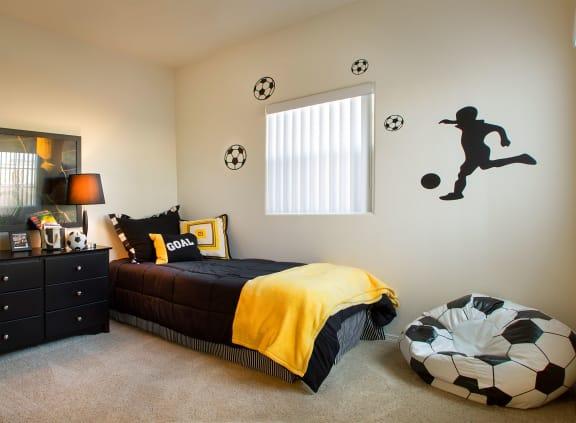 second_bedroom at Siena Apartments, Santa Maria, 93458