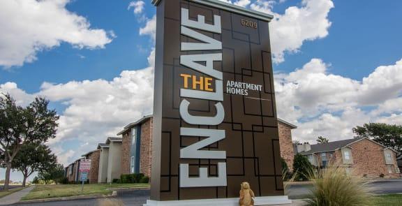 Amazing Skyline at Enclave Apartments, Amarillo, 79106