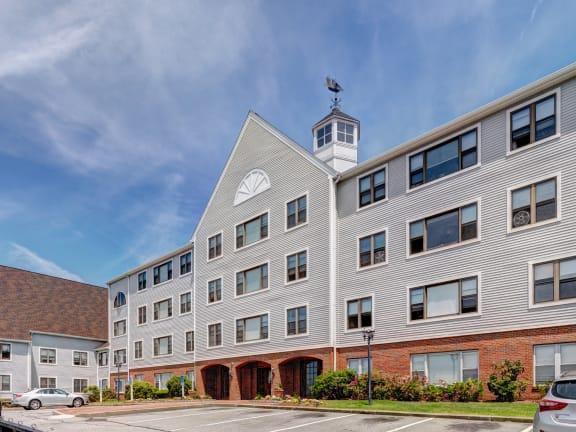 Fall River apartments