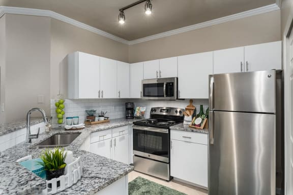 Stainless Steel Appliances at Courtney Meadows, Jacksonville, FL, 32256