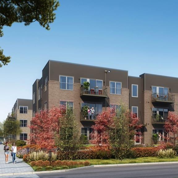 Convenient Location Adjacent to The Promenade Shops at Centerra at Railway Flats Apartments, Loveland, CO, 80538