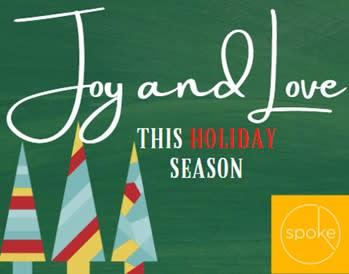 Joy and Love Season at Spoke Apartments, Atlanta, 30307