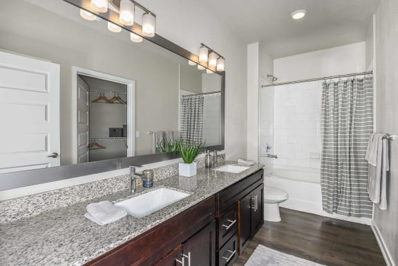 bathroom at The Luminary at 95, Florida, 32904