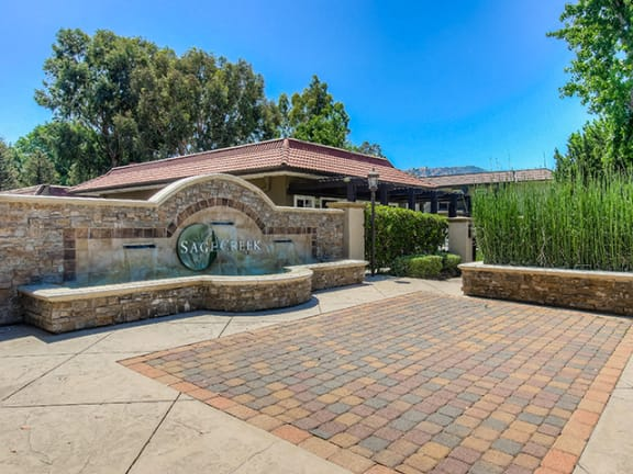 Access Controlled Community at Sage Creek Apartment Homes, Simi Valley, CA