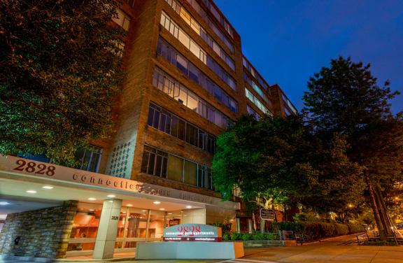 Energy Efficient Lighting at Connecticut Park Apartments, Washington, DC,20008