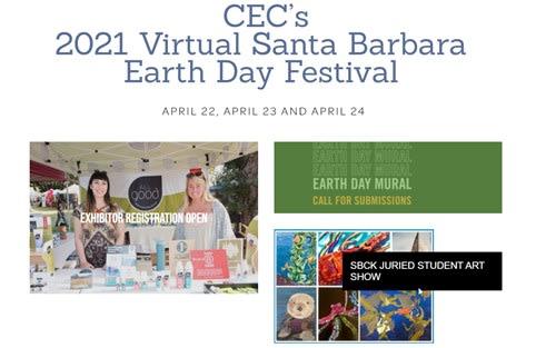 Earth Day at Encina Meadows, Goleta, California