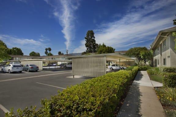 Parking at Encina Meadows, California, 93117