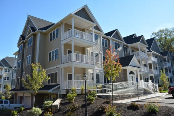 Handicap Accessible Apartments are Available at Ashland Woods