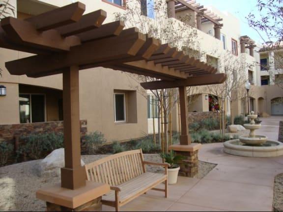 Patio   Palo Verde Terrace in Palmdale, CA 93550