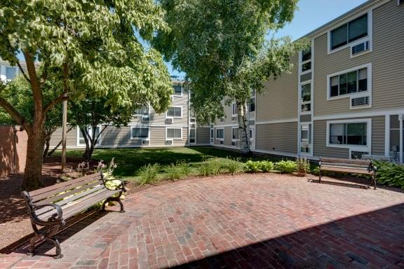 Blake Estates Apartments in Hyde Park, MA