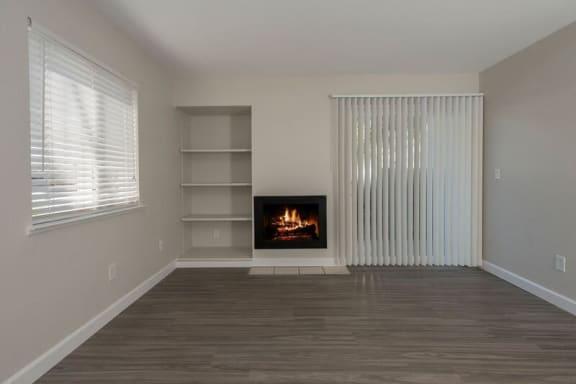 Hazel Ranch_New flooring-fireplace