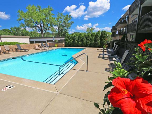 Lexington Hills pool