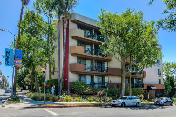 Stunning View Of The Property at Hollywood Vista, California, 90046