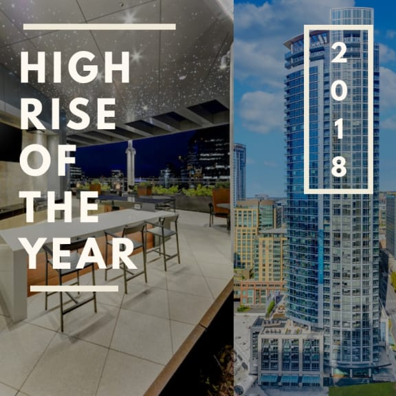 High Rise of the Year