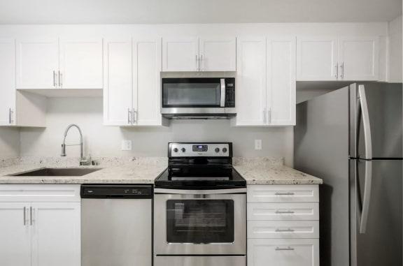 The Artisan Claremont Apartments  Kitchen