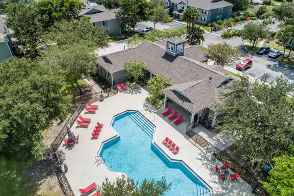 Murdock Circle pool.