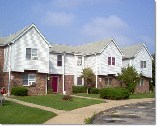 Outside View at Barclay heights Indiana, Pennsylvania