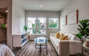 Beautiful Views at nVe at Fairfax | Los Angeles, CA 90036