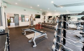 Tacoma Apartments - Notch8 Apartments - Fitness Center 1