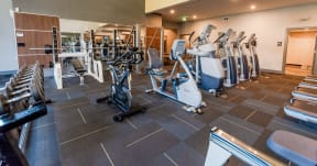 Tacoma Apartments - Northpoint Apartments - Fitness Center 1