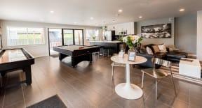 Tacoma Apartments - Aero Apartments - Clubhouse