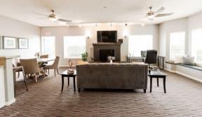 Tacoma Apartments - Monterra Apartments - Clubhouse 1