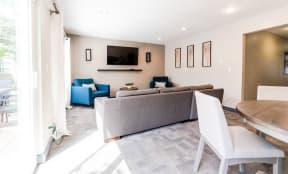 Everett Apartments - Tessera Apartments - Clubhouse 1